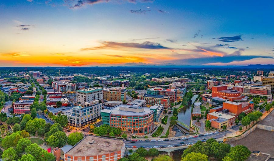 America's Best Small Cities Under One Million People